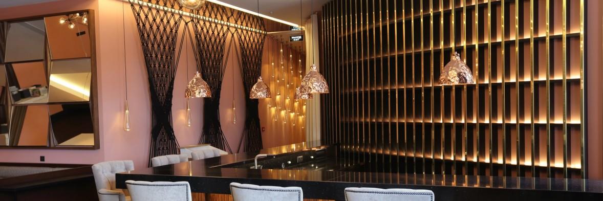Ресторан «Коперник» на Якиманке